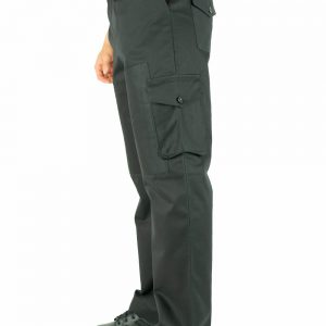 Zásahové nohavice čierne vzor Trenčín