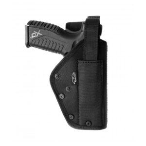 09.23 - Púzdro na zbraň plastové s lúčkovou poistkou