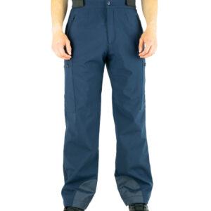 06.08 - zimné softshellové nohavice na traky