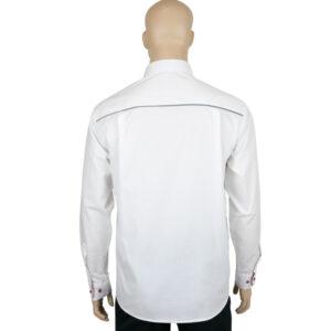01.35 - Pánska košeľa DR, vzor SAD Humenné