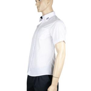 01.05 - Pánska košeľa KR, vzor NBS