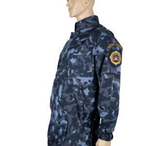 04.125 - Zásahová bunda, vzor Kynológia MsP Bratislava