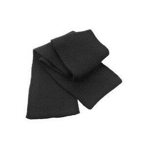 18.63 - hrubší pletený šál