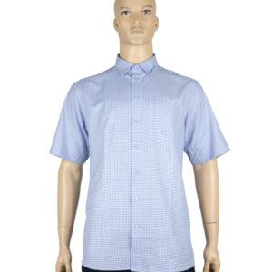 01.101 - Pánska košeľa, vzor Mediklinik