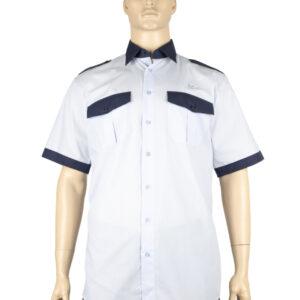 01.03 - Pánska košeľa KR pilotka
