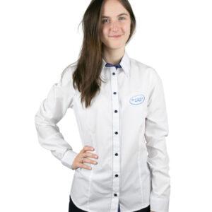 01.103 - Dámska košeľa, vzor NAY