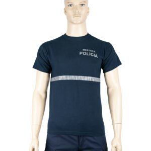 12.11 - Tričko s reflexným pásom